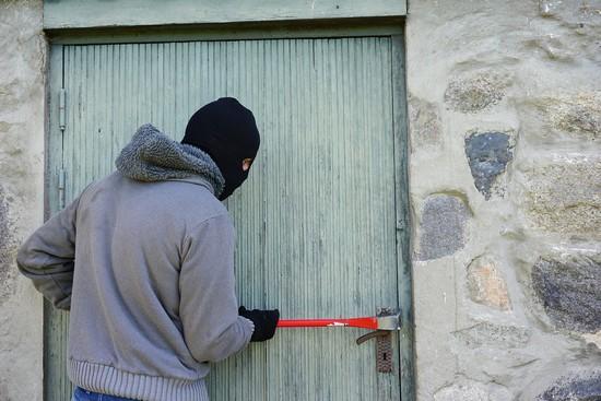 difendersi dai furti